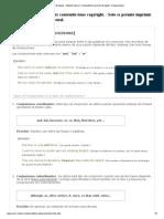 Curso de Ingles - English Lesson_ Conjunctions (Lección de Inglés_ Conjunciones)