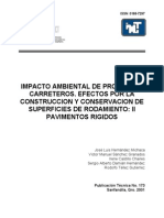 inpacto ambiental