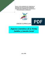 Aspectos Coercitivos de La Norma Juridica y Sancion Social
