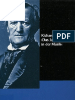 Wagner, Richard - Das Judentum in Der Musik