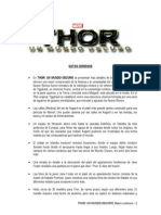Thor 2 Fun Facts Final 8-16-13 - Esp