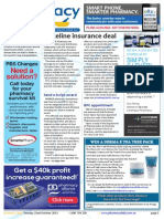 Pharmacy Daily for Tue 22 Oct 2013 - Priceline insurance, Send a Script, eRx, pharmacy HIV tests and much more