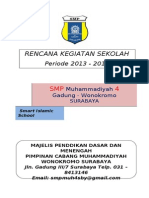 Rks Smp Muhammadiyah 4 Sby