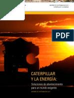 Curso Caterpillar Energia Abastecimiento