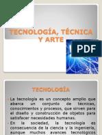 Exposicion de Tecnologia