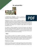 Fabricación de automóviles.docx