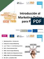 introducción al marketing on line