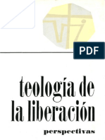 Gutierrez, Gustavo - Teología de la liberacion