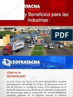 Actividad INDUSTRIAL en Zofratacna v4
