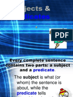 subjectspredicates website