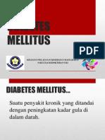Diabetes Mellitus Angkatan