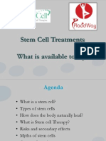 About Stem Cells Use and Trends