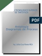 Listo Antologia de Diagramas de Proceso