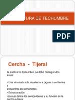 Estructura de Techumbre 2012