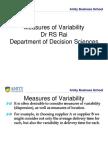 01b0bMeasures of Dispersion - 1