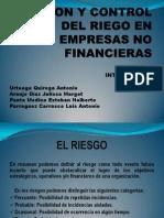 Gestion y Control Del Riego en Empresas Diapositivas