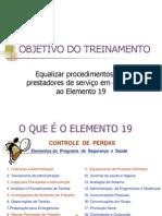 TREINAMENTO ELEM 19 - TEC E ENCAR.ppt