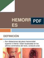Tema 25 Hemorroides