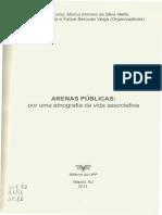 CEFAI, DANIEL et al. Arenas públicas. Por uma etnografia da vida associativa