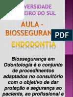 AULA 4 - 27.02.13 - BIOSSEGURANÇA - Endodontia