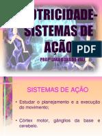 5-MOTRICIDADE- SISTEMAS DE AÇÃO