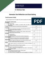 myp dp smart goal setting sem 1 2013