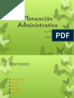 Planeación Administrativa