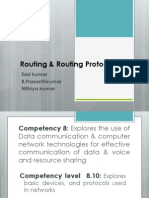 Routing Protocols Mod5 IPICT