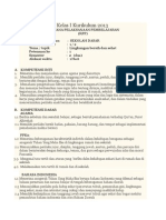 Contoh RPP Kelas I Kurikulum 2013