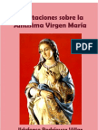 Meditaciones de la Santísima Virgen María