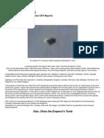 UFO - Filer's Files # 46 - 2012