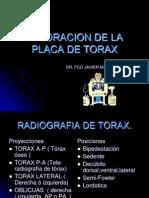 Semiologia de Torax Normal