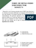 Transistores de Efecto de Campo-MOSFET-1