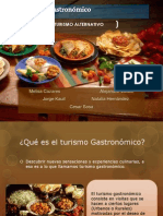 Turismo Gastronomic o 1 e