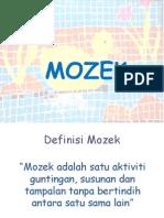 Teknik Menghasilkan Mozek