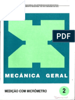 Senai - Mecânica Geral_2_Medição com Micrômetro