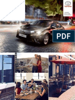Toyota Corolla Eu Brochure 2013x