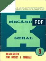 Senai - Mecânica Geral_9_Roscamento com Machos e Tarraxas