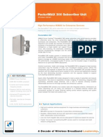 PacketMAX300_Datasheet