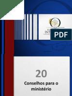 Erton Pastores Igrejas Diferenciadas DSA2013