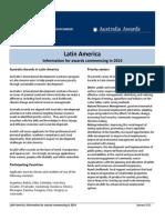Australia Scholarship