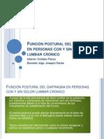 Función postural del diafragma en personas con y-3