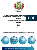 Presentacion Prog Chagas