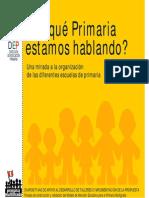 La Educacion Primaria