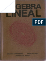 Algebra Lineal Friedberg 005