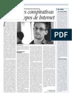 2013-10-20 - Teorías de la conspiración en los tiempos de Internet