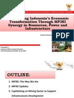 Indonesia Investment Summit 2013-Hong Kong 22-23 October 2013 by Eddy Satriya
