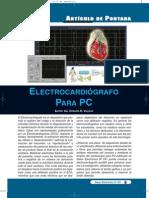 Electrocardiografo Para PC
