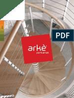 Escaleras Arke Fontanot Es