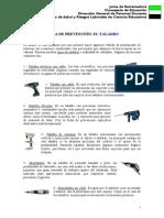Especificaciones Tecnicas Del Taladro